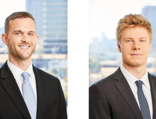 The Multifamily Group Promotes Bryce Smith & Chris Siemasko to Managing Directors