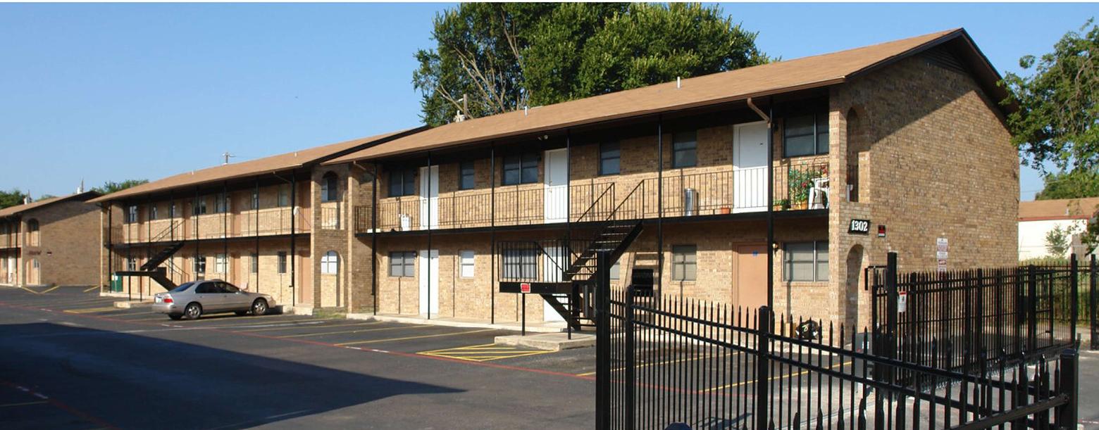 Harris Apartments Listing